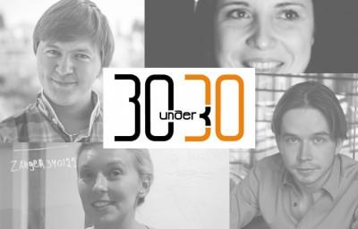 Russia Oggi e il progetto 30under30 - 30 giovani imprenditori russi - Ottobre 2013