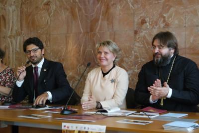 Conferenza stampa Festival a Mosca e feste ortodosse a Bari