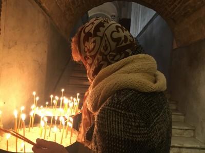 Tragedia aerea nel Mar Nero.  A Bari, celebrazione ortodossa in suffragio della vittime.