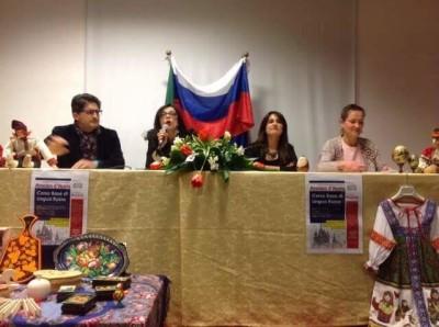 Corso base di lingua Russa alla Scuola Media Statale Amedeo D'Aosta di Bari
