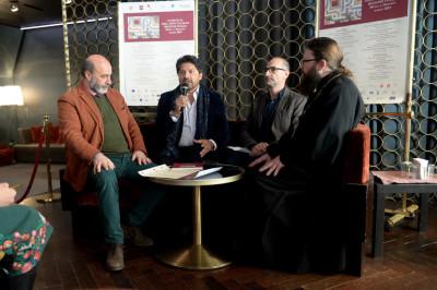 Conferenza Stampa IX Festival dell'Arte italiana a Mosca e Dmitrov