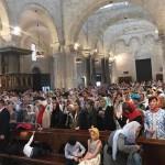 Momenti solenni celebrazioni ortodosse. Basilica di Sannicola.